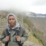 Preth on a mountain