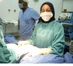 Safer obstetric anaesthesia in low-resource settings
