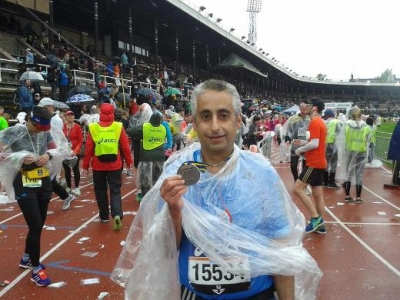 Stockholm marathon 2