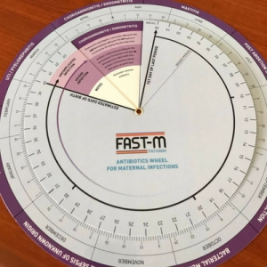 FAST-M Antibiotics Wheel Tool