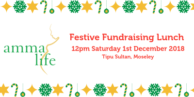 Ammalife Festive Fundraising Lunch