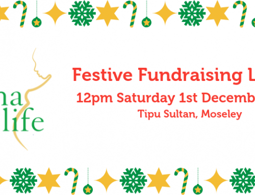 Ammalife's Festive Fundraising Lunch